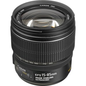 Canon EF-S 15-85mm f/3.5-5.6 IS USM Lente Zoom