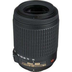 Nikon AF-S DX VR NIKKOR 55-200mm f/4-5.6G IF-ED