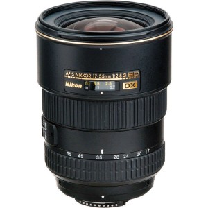 Nikon AF-S DX 17-55MM F/2.8G IF ED Lente Zoom